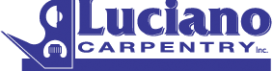 Luciano Carpentry logo